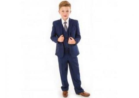 Check the Recent Boys Wedding Suits Trends