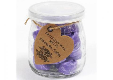 2x Soywax Melts Jar - Lavender Fields