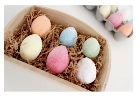 Bath Eggs 50g