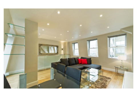 2 bedroom flat to rent Princes Street, London, W1B