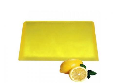 PRICE CRUNCHER Lemon Aromatherapy Soap Slice