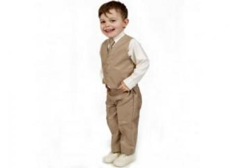 Wedding outfit for little prince or princes